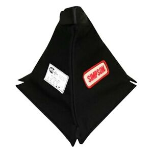 Simpson Black Sfi Approved Shift Boot Cover