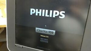 453561451903 Monitor For Philips Clearvue 550 Ultrasound
