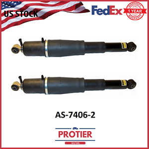 Rear Air Suspension Shocks For Escalade Avalanche Suburban Tahoe
