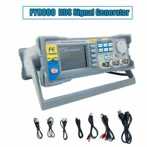 Fy8300 60m 3 channel Dds Signal Generator Frequence Functions Arbitrary Waveform