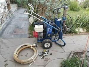 Graco Gh 833 Gas Hydraulic Sprayer