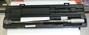 Snap On Qd3rn350 Lp 1 2 Drive Newton Meter Torque Wrench Used