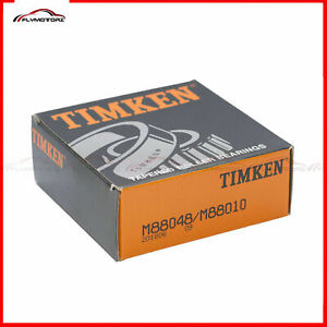1 Pcs Timken M88048 M88010 Cup Cone Tapered Roller Bearing Set Free Shipping