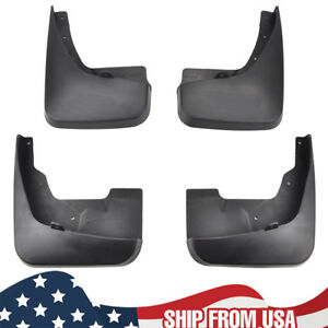 Xukey For Dodge Journey 2009 2018 Mud Flaps Splash Guards Mudguard Fender 4pcs