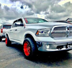 Paintable Black 09 18 Dodge Ram 1500 Oe Fender Flares Bolt On No Drill Smooth