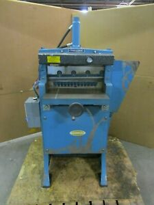 Challenge Hbe Size 193 19 Paper Cutter 1 5hp 208v 3ph 10 4 A