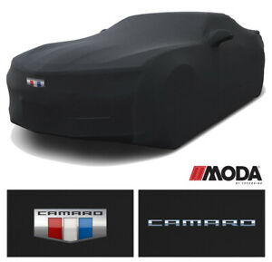 Coverking Moda Indoor Stretch Custom Car Cover For Chevy Camaro W Bag Logo