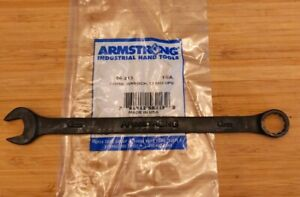 New Genuine Armstrong 56 213 13mm 12 Point Offset Long Combination Wrench Usa