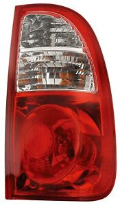 For 2005 2006 Toyota Tundra Regular Access Cab Rear Tail Light Passenger Side