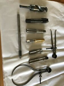Machine Shop Tools Pre Owned