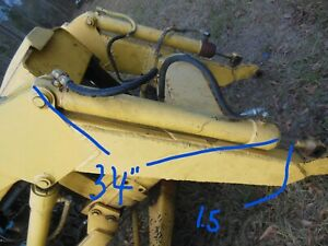 Ford Model 4500 Industral Tractor Loader 740 Hydraulic Bucket Cylinder R h Front