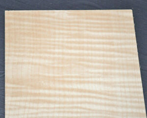 Curly Maple Raw Wood Veneer Sheets 6 X 23 Inches 1 42nd 7631 13