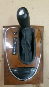 2003 2006 Mercedes W211 E320 E500 E55 Amg Shift Shifter Knob Boot Keyless Go