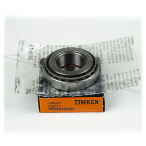 1 Pcs Timken L44643 L44610 Cup Cone Tapered Roller Bearing Set L44643 10 New