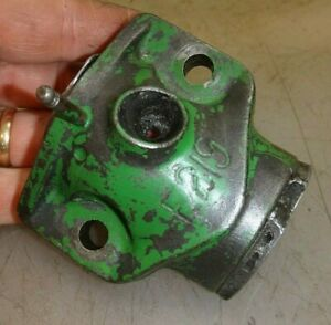 Main Bearing Cap gov Side For 2hp Stover Y Hit Miss Gas Engine Part No E219