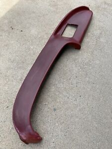 1963 1964 Chevrolet Impala Used Red Padded Dash