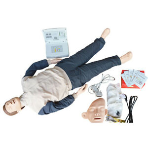 Adult Cpr Manikin First Aid Dummy Training Model Human Manikin Patient Simulator