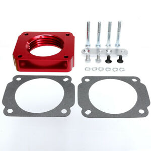 Throttle Body Spacer For Ford Mustang Gt 1999 2004 4 6l V8 New Best