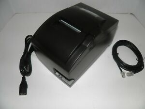 New Star Sp700 Sp742 Dot Matrix Pos Receipt Printer Ethernet Square Compatible