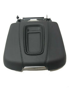 Cadillac Escalade Center Console Armrest Lid Black New Oem