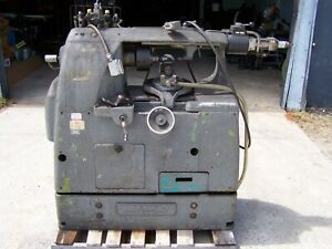 Koepfer 150 Gear Hobber Hobbing Machine