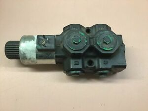 Hydraulic Solenoid Directional Control Valve 7ghi520000