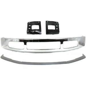 Bumper For 2008 2010 Ford F 350 Super Duty Kit Front