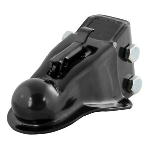 Curt 25330 Adjustable Sleeve lock Channel Coupler Fits 2 5 16 Trailer Ball