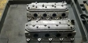 821 Gm Ls3 Cylinder Heads 821 Pair Complete 6 2 Ls3 Lsx W Rockers