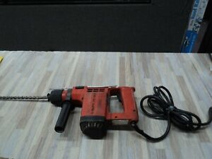 Hilti Te12s Corded Rotary Hammer Drill