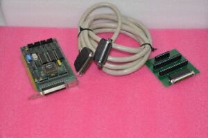 Advantech Pcl 839 Rev a1 3 axis Stepping Motor Control Card 16 bit Isa With Db37