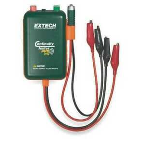 Extech Ct20 Electrical Continuity Tester Essential Tool For Any Electrical Work
