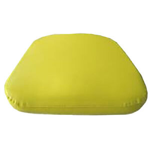 Seat Cushion Yellow Vinyl Fits John Deere 1010 1020 1520 1530 2020 2030 2040 215
