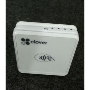 Clover Go Rp457 Contactless Chip Swipe Card Reader White