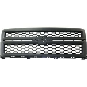 New Grille Grill For Chevy Chevrolet Silverado 1500 Truck Gm1200671 23259625