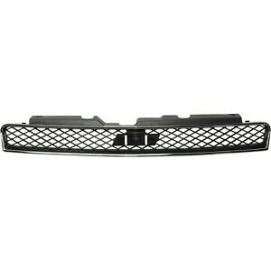 New Grille Grill Chevy Chevrolet Impala Limited 2014 2015 Gm1200551 10333710