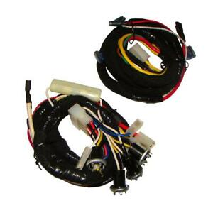 2pc Engine Wiring Harness Fits 3cyl Generator Fits Ford Models 2000 3000 4000