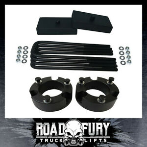 2 Front 1 Rear Full Lift Kit For 2005 Toyota Tacoma 2wd 4wd