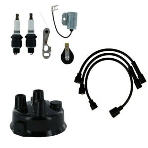 2 cyl Tractor Ignition Tune Up Kit Fits John Deere M Mt 40 320 330 420 430 440
