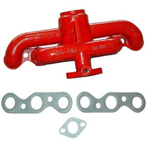 Exhaust Manifold For Farmall Fits International Harester Fits Cub Before 248124