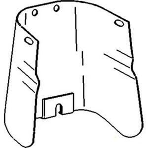 Pto Shield For Oliver 1750 1850 2050 2150 Tractor