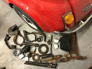 Fiat 500 F R 126 Abarth Bianchina Jolly Engine Misc Vintage Classic