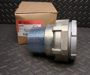New Crouse Hinds Uny805 Condulet Conduit Fitting Union 3 Hazardous Location
