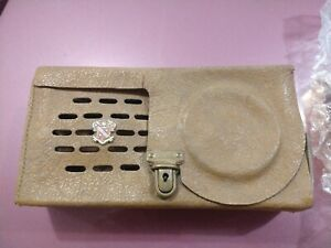 1959 Buick Electra 225 Transistor Radio Leather Case