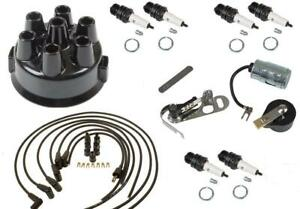 Complete Tune Up Kit Fits John Deere 6 Cyl Tractors 4010 Late 4020 Late Models