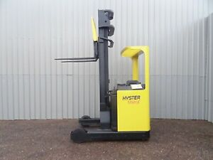 Hyster R1 6h Matrix Used Reach Forklift Truck 2466