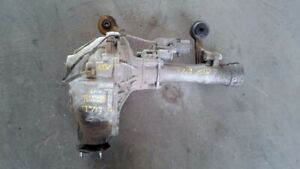 2007 2018 Toyota Tundra Front Axle Carrier Differential 3 91 Ratio 8 Cyl