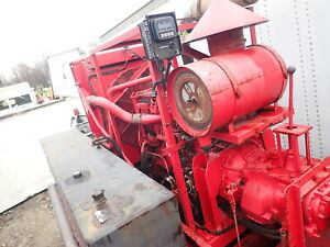 Cummins Qsx 15 Turbo Diesel Engine Power Unit Low Hours 450 Hp Isx