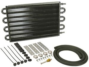 Derale 13204 Cooler Kit For Automatic Transmission Fluid Made Of Aluminum