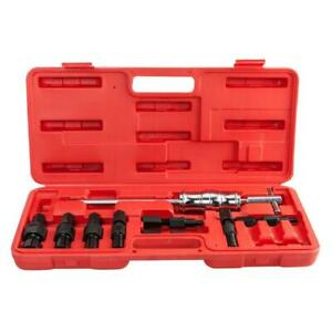 Heavy Duty 9 Pc Blind Hole Pilot Bearing Puller Internal Extractor Remover